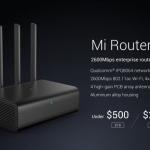 Xiaomi turut perkenal Mi Router HD di CES