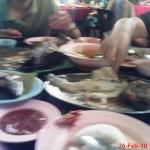 Melantak Seafood di Muara Ikan Bakar Tanjung Harapan Klang
