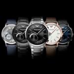 Armani turut keluarkan jam tangan pintar