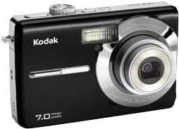 Kodak Easyshare M753. Penulis memiliki kamera ini.