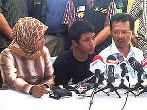 Azamuddin Omar - Saksi