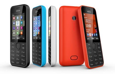 Nokia 207 Nokia 208