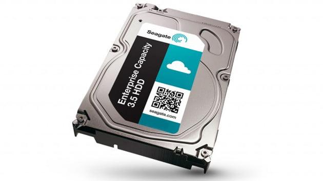 Seagate 8TB hard disk